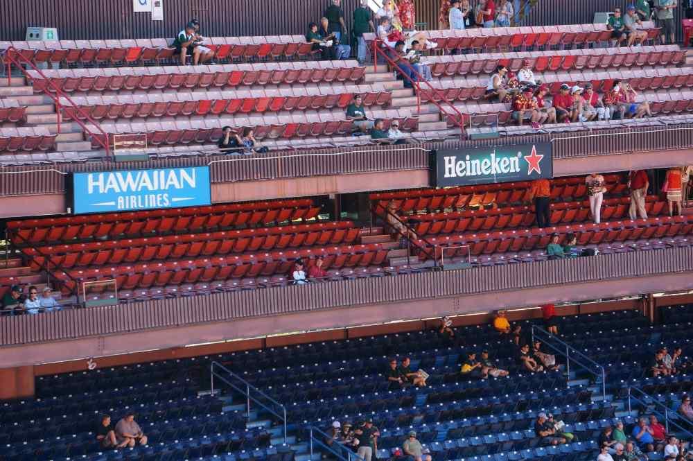 2013 Aloha Stadium Installs | Peterson Sign Company